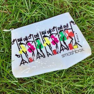 Smashbox x Donald Robertson Cosmetics Bag